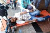 Wartawan ANTARA jadi korban kekerasan aparat