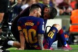 Messi siap diturunkan lawan Real Mallorca