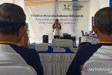 Bank Mandiri-Taspen Mataram melatih pensiunan ASN berwirausaha