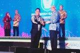 Mantap, Pemkab Kotim raih penghargaan BKN Award 2019