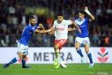 Juve berhasil cetak tiga poin dari markas Brescia