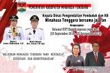 Dinas Pengendalian Penduduk dan KB Daerah Minahasa Tenggara Satu Tahun Kepemimpinan JS-JL