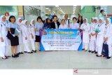 9 mahasiswa Profesi Ners UMP kunjungan studi ke Thailand