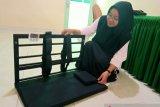 Mahasiswa  Unbrah ciptakan alat Fiksasi Rontgen