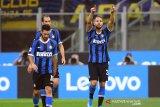 Inter Milan masih kuasai klasemen Liga Italia