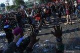 Polisi periksa 50 orang diduga provokator saat demo di DPRD Jatim