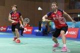 Greysia Polii/Apriyani Rahayu melaju ke babak kedua Denmark Open 2019