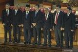 Lima anggota BPK terpilih akan dilantik MA hari ini