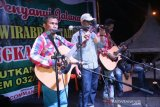 Korem 032 Wirabraja buka ruang ekspresi bagi penyanyi jalanan
