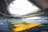 Qatar selesaikan pembangunan stadion  untuk Piala Dunia 2022