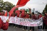 Demo bukan perintah rektorat, Menristekdikti tegaskan tak ada sanksi