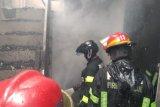 Seorang pria lansia jadi korban kebakaran di Padang