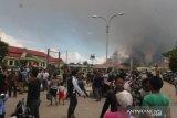 Pengungsi kerusuhan Wamena terserang diare dan gatal-gatal