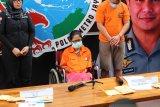 Putri aktivis Sri Bintang Pamungkas sudah lebih dua tahun konsumsi sabu-sabu