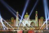 Pembukaan MTQ ke-49 Kabupaten Inhil tuai pujian Sekdaprov Riau