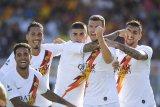 AS Roma menang 1-0  di kandang Leicester