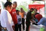 Cegah rabies, Disnak Keswan bagikan 500 dosis vaksin gratis