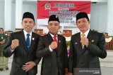 Unsur pimpinan definitif DPRD Seruyan resmi dilantik