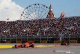 Ferrari tersandung strateginya sendiri di GP Rusia