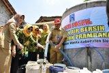 Gabungan Organisasi Wanita Sleman salurkan bantuan air bersih di Prambanan