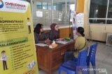 Posko pengaduan Ombudsman NTT di Kantor Samsat Kupang