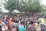 7.278 warga Jayawijaya masih berada di pengungsian