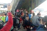 Ratusan pengungsi Wamena tiba di Timika
