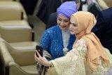 Dituduh tak becus kerja, Mulan Jameela mundur dari DPR RI?