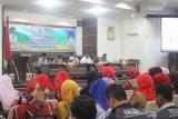 Edukasi dan sosialisasi program BPNT digelar Pemkab Solok untuk pendamping PKH