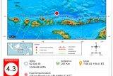 Gempa 4,3 SR getarkan Labuan Bajo NTT
