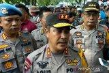 Densus 88-Polda Sumut menembak mati dua terduga teroris karena melawan