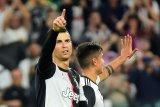 Maurizio Sarri puji penampilan trio penyerang Ronaldo-Dybala-Higuain