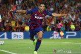 Suarez antar Barca balik kalahkan Inter 2-1