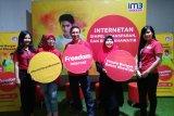 Indosat tambah kapasitas layanan jangkau pelanggan