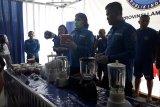 BNNP Lampung miskinkan terduga pengendali narkoba
