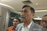 Luhut Binsar Pandjaitan enggan berspekulasi soal kabinet Jokowi-Ma'ruf