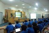 Mahasiswa Pendidikan Profesi Guru UMP mendapatkan pembekalan PPL