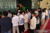ACT Sumsel dan  warga shalat ghaib untuk korban tragedi Wamena