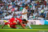 Eden Hazard cetak gol perdana saat Real Madrid kalahkan Granada
