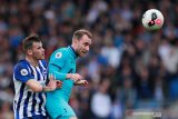 Hotspurs kembali telan kekalahan atas Brighton