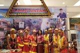 Gebyar Pendidikan 2019, SMAN 1 Kepulauan Mentawai pamerkan kerajinan khas Mentawai