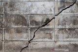 Gempa magnitudo 5,3 sebabkan kerusakan rumah warga di Mamuju Tengah