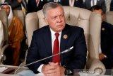 Raja Abdullah peringatkan Israel, pencaplokan Tepi Barat ancam stabilitas di Timur Tengah