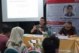 LSI: Masyarakat Indonesia dukung Presiden terbitkan Perpu KPK