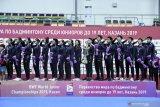 Kejuaraan dunia junior ditunda, timnas matangkan persiapan