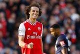 David Luiz merasa jadi penyebab kekalahan Arsenal dari City