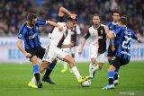 Juventus singkirkan Inter dari puncak hasil dan klasemen Liga Italia