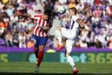 Atletico cuma imbang kontra Valladolid