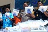 BNN tangkap oknum PNS jaringan narkoba internasional