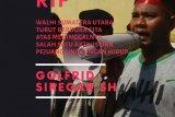 Sempat dikabarkan hilang,  aktivis Walhi Golfrid Siregar meninggal